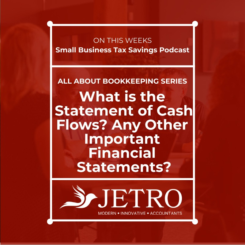 What is the Statement of Cash Flows- Any Other Important Financial Statements-I Read A Balance Sheet and Why Is It Important?