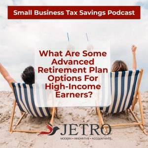 What Are Some Advanced Retirement Plan Options For High-Income Earners?