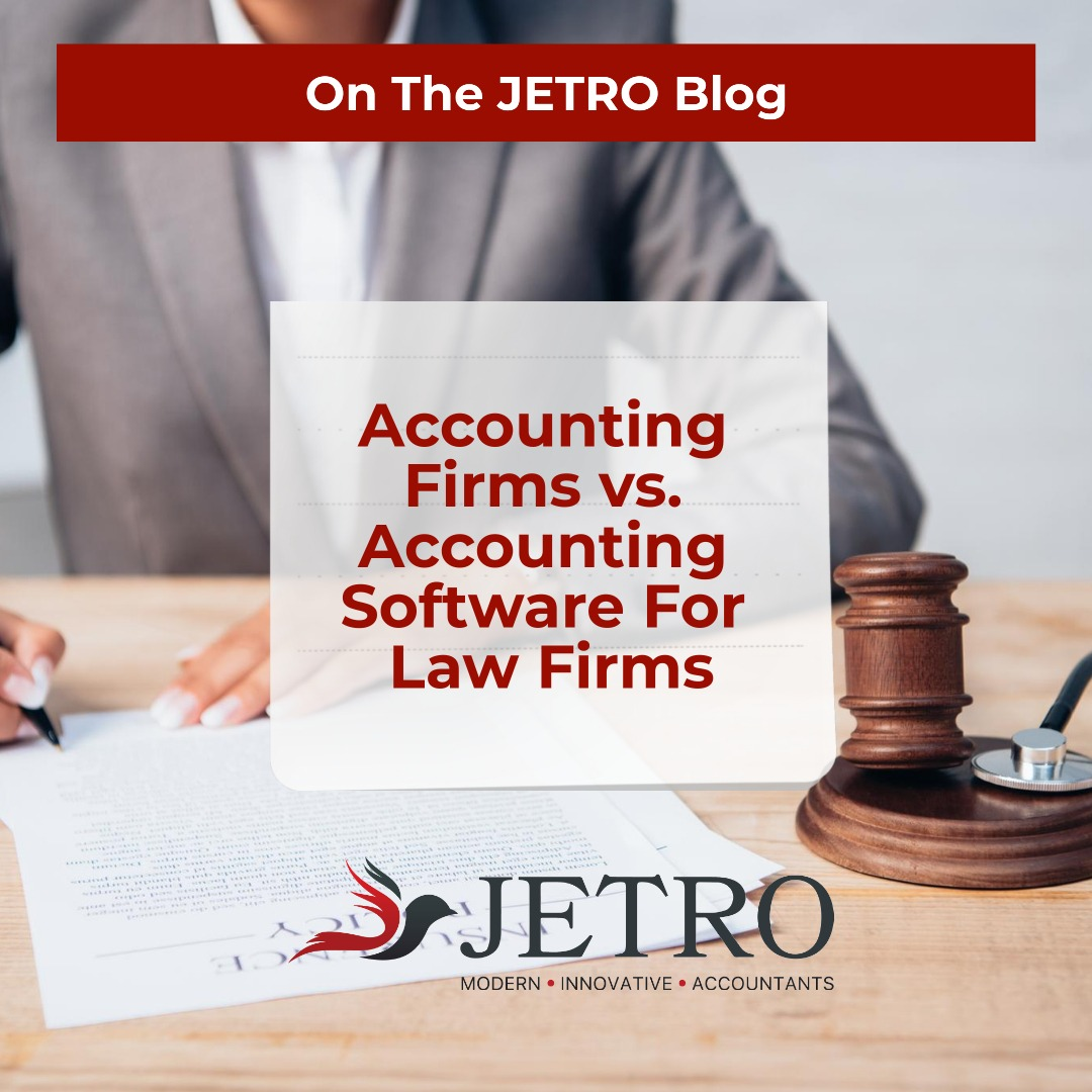 Accounting Firms vs. Accounting Software For Law Firms
