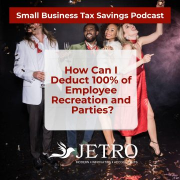 How Can I Deduct 100% of Employee Recreation and Parties?