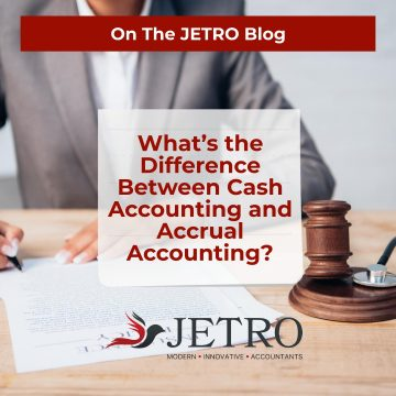 What's the Difference Between Cash Accounting and Accrual Accounting?