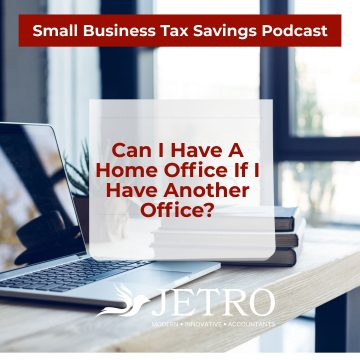 Can I Have A Home Office If I Have Another Office?