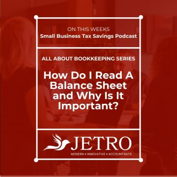 How Do I Read A Balance Sheet and Why Is It Important?