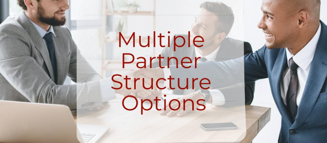 How should I structure my business with multiple owners?